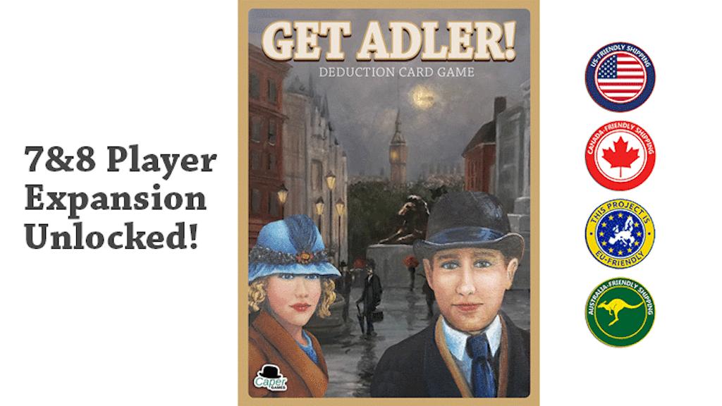 Get Adler! Premium Edition project video thumbnail