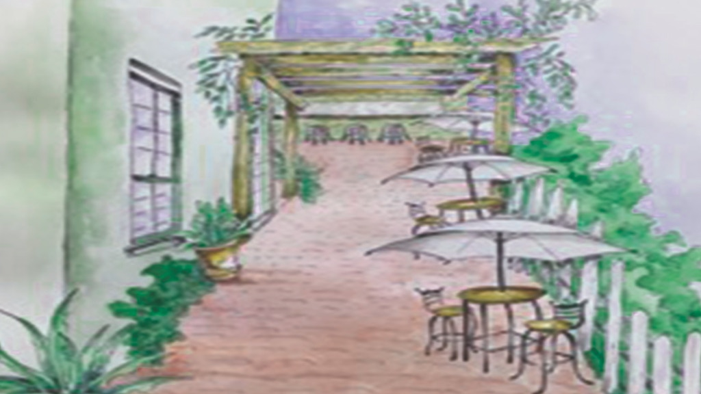 PJD's Beer and Wine Garden project video thumbnail