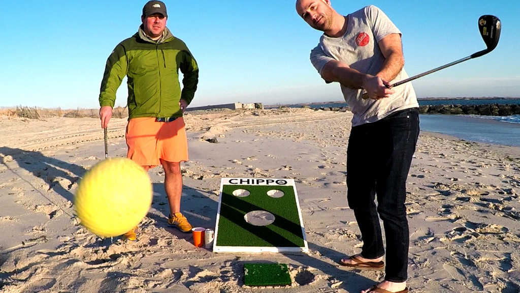 CHIPPO: The New Golf Game for Beach, Backyard & Tailgate project video thumbnail