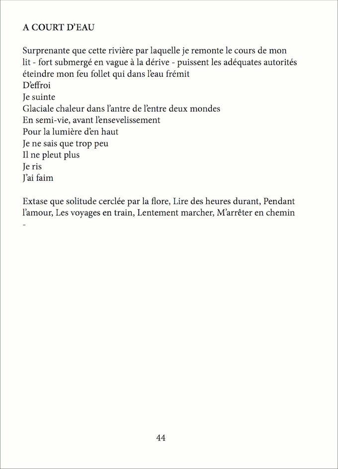 Defenestratedcoucher De Fenêtre Poetry Collection Fren