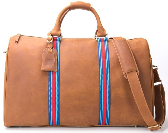 Full genuine leather bag