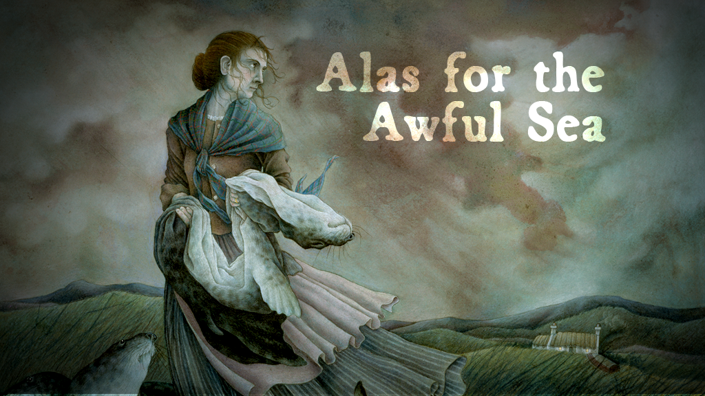 Alas for the Awful Sea: Myth, Mystery & Crime in 1800s UK project video thumbnail
