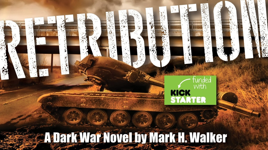 Dark War: Retribution. Military-Horror from Mark H. Walker project video thumbnail