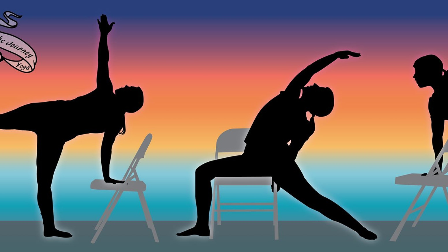 Pull Up A Chair Yoga for Balance & Flexibility DVD by Jeannine — Kickstarter