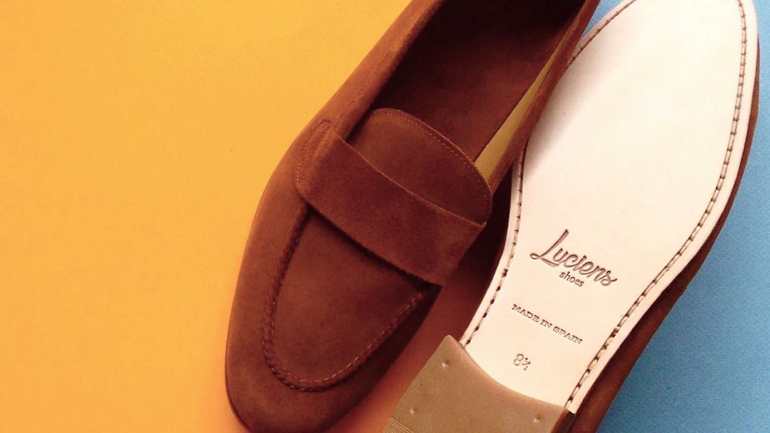 7700c5b5f4273 Luciens: Handcrafted Shoes by luciens — Kickstarter