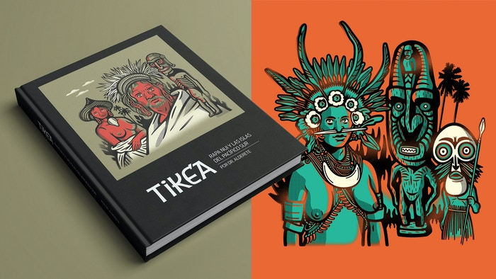 Tikea is a book by Dr Alderete that brings together in its pages the mystery of one of the most wonderful cultures of the South Pacific