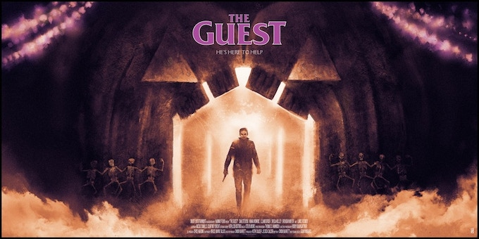 """The Guest"" Regular Print by Karl Fitzgerald"