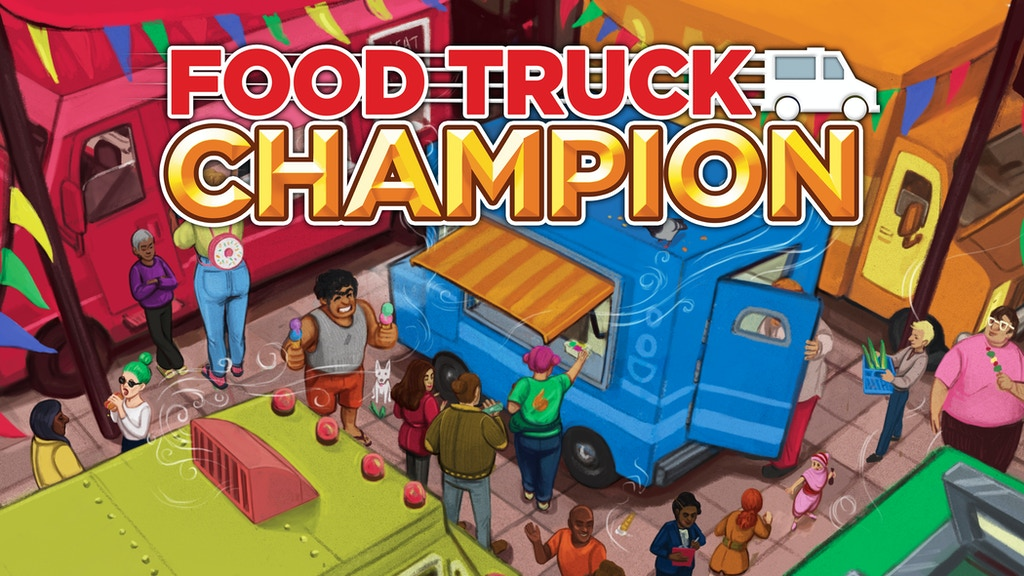 Food Truck Champion project video thumbnail