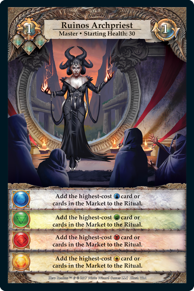 Hero Realms The Ruin Of Thandar Has Made It To The Final