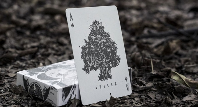 Anicca Playing Cards