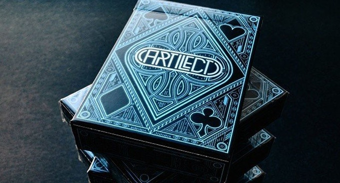 Artilect Playing Cards