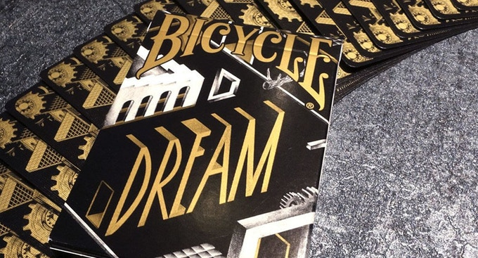 Bicycle Dream Playing Cards