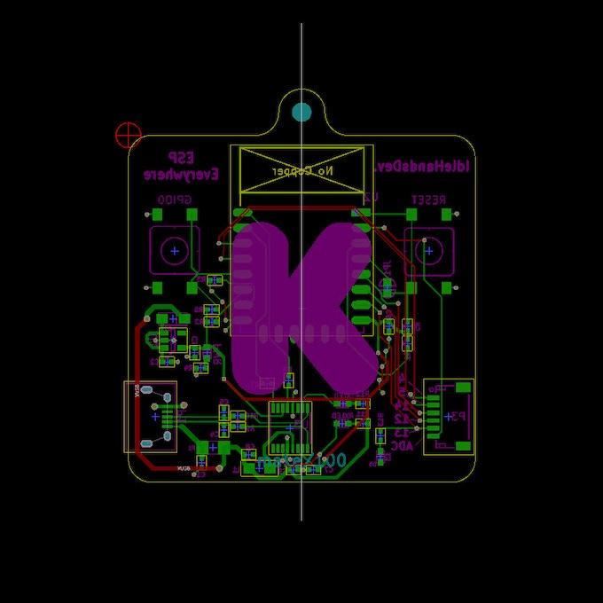 PCB Layout KiCad