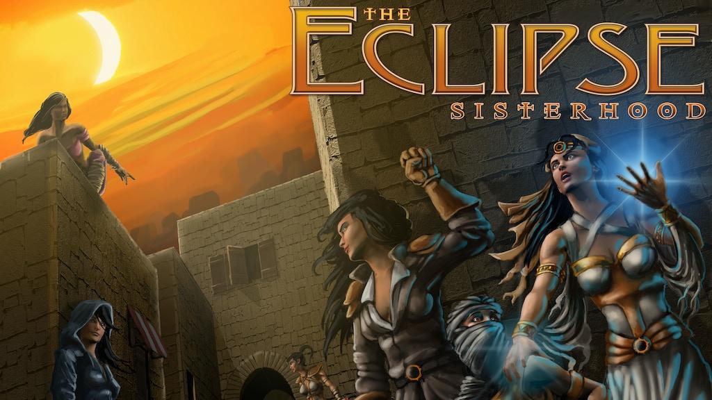 Eclipse Sisterhood: Freeblades Fantasy Miniatures project video thumbnail