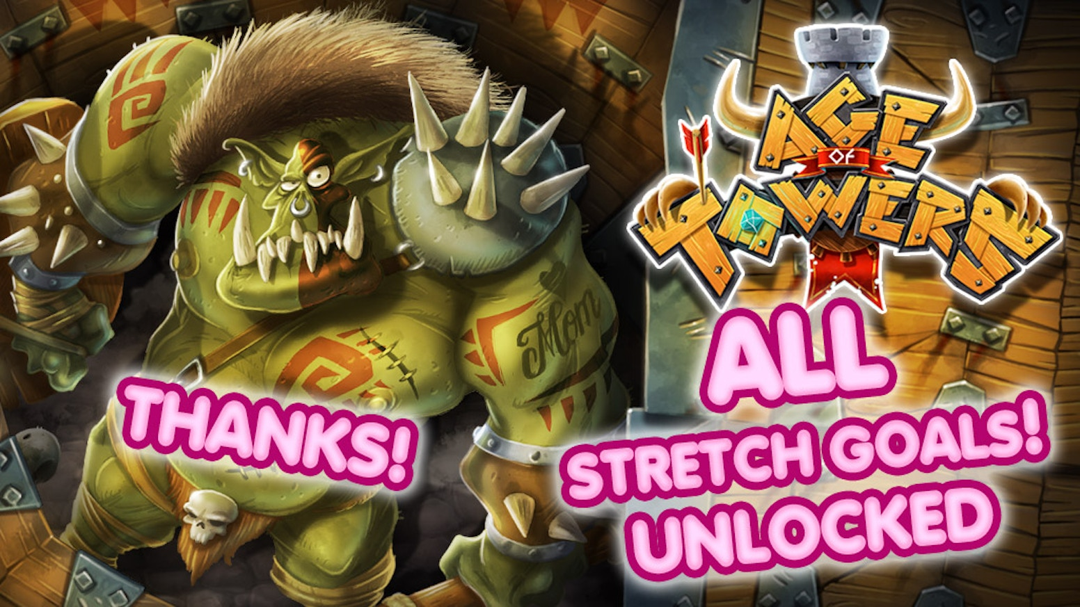 In the first true competitive tower defense, build towers on your path to kill monsters before they storm your city!