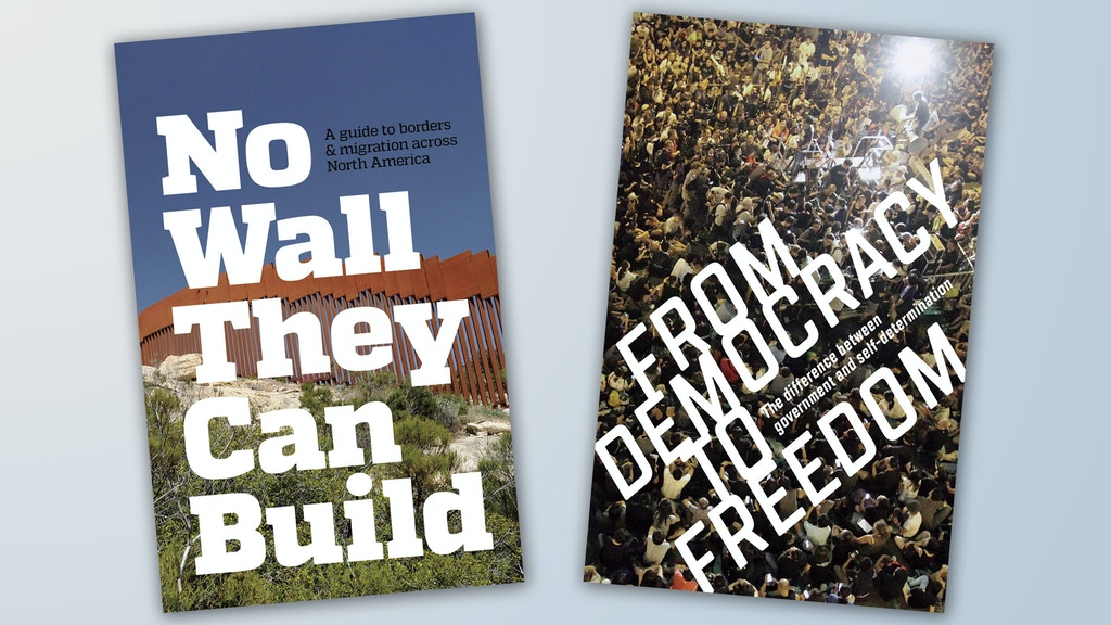 New Books about Borders and Democracy by CrimethInc. project video thumbnail
