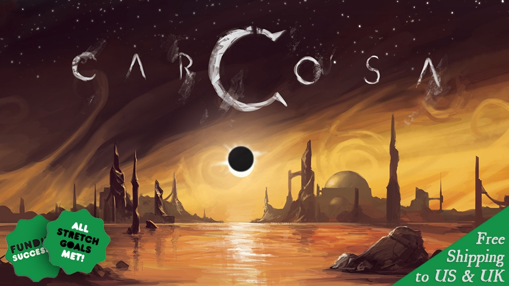Carcosa - A Lovecraftian board game of Cults and Madness project video thumbnail