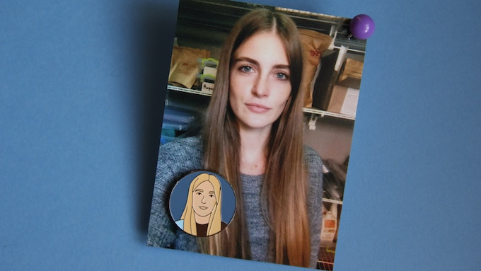 I'm Ilona - project manager