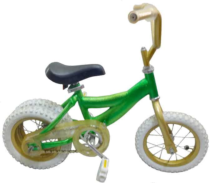 The 12 inch Dually Bike Prototype