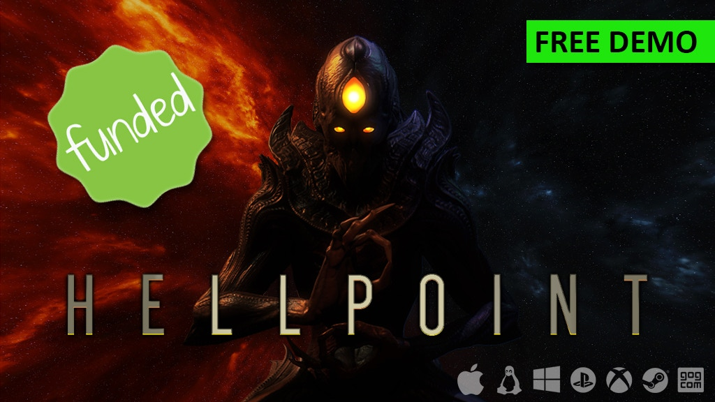 Hellpoint - A Dark Sci Fi RPG project video thumbnail