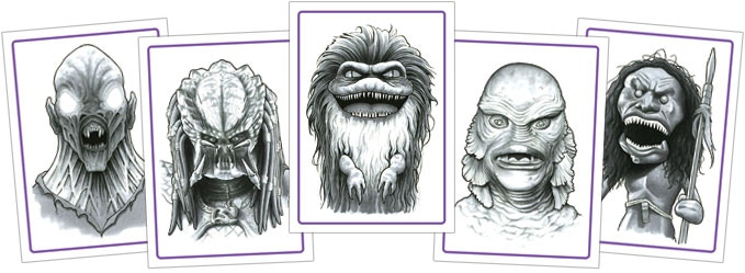 Click to view ALL of the CREATURE cards