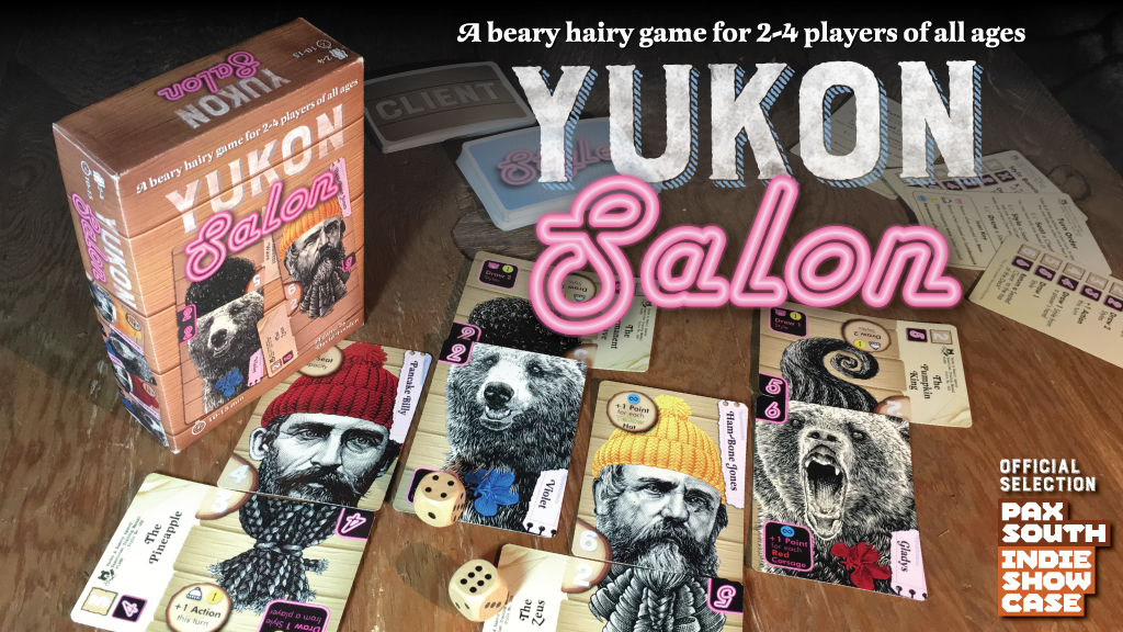 Yukon Salon: A Beary Hairy Game project video thumbnail