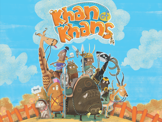 Can we get to the next Stretch Goal? Yes we Khan!