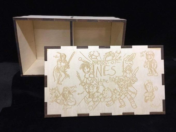 Prototype Box with Prototype Artwork!