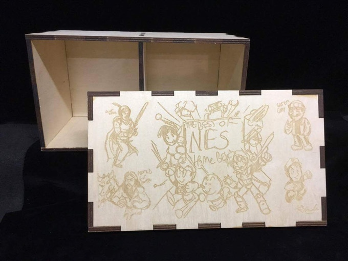 Prototype Box with Prototype Artwork!