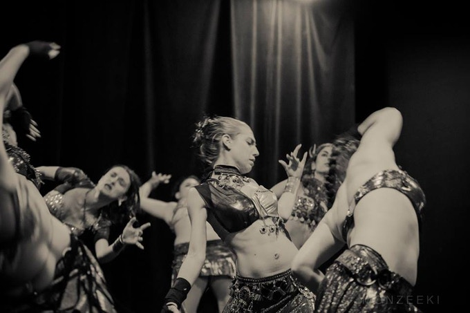 Professional dancer Calixta Starr will showcase, and teach, the various ancient Draconian dance rituals and will also perform as an Oracle for the Kingdom's to channel prophesies.