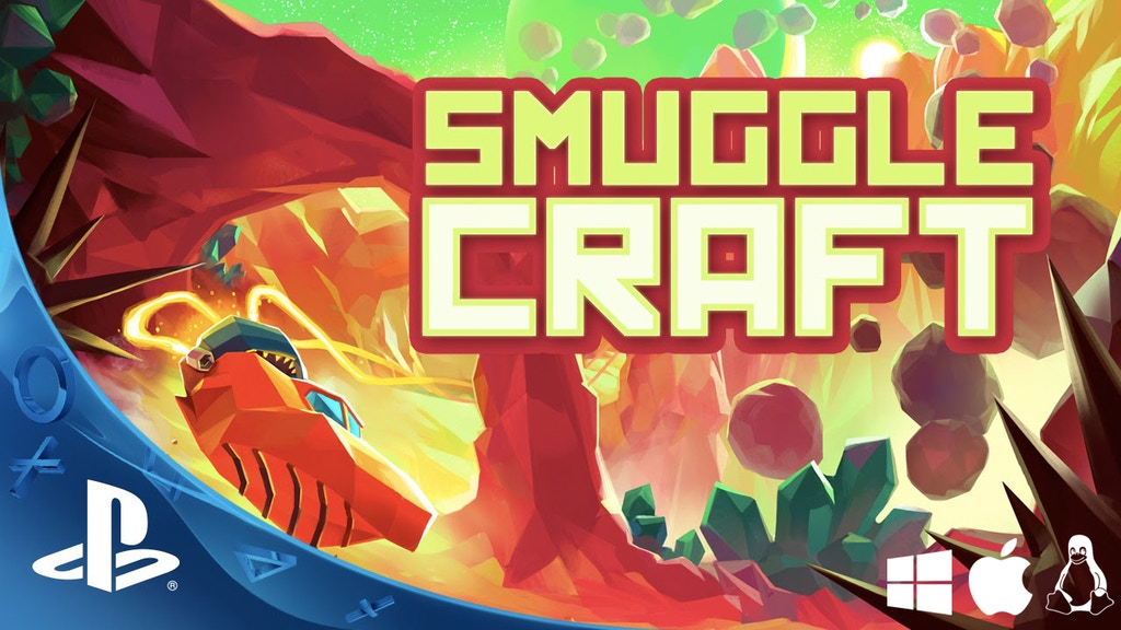 SmuggleCraft - A Quest-based Hovercraft Racing Game project video thumbnail