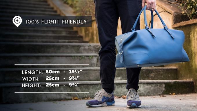 100% flight friendly