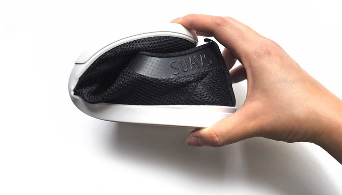Ultra Flexible Sole bends with your feet while providing support