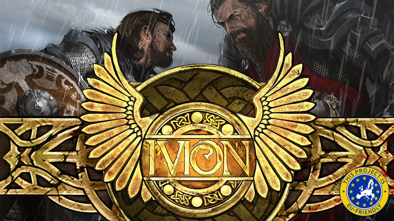 Ivion mixes intense fighting game combat with the strategy of card games. Your deck IS your character, and the battle will be bloody.