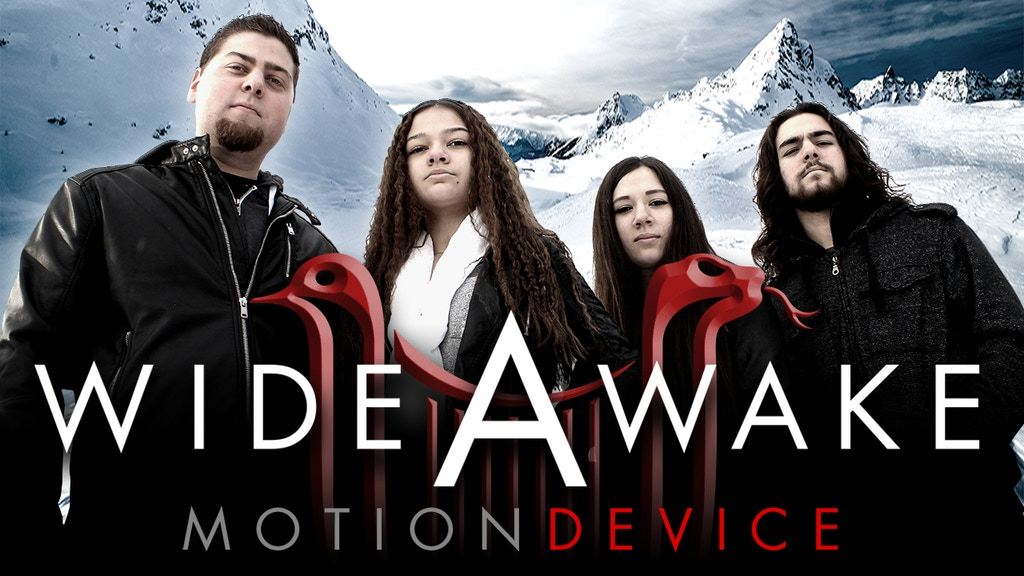 Motion Device 'WIDE AWAKE' Album project video thumbnail
