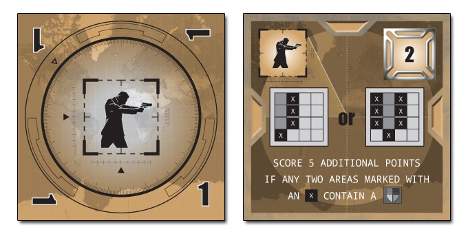 Perspective of Mirrors - Espionage Cards - Human Assets