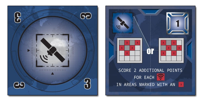 Perspective of Mirrors - Espionage Cards - Satellite Assets