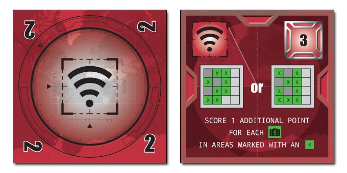 Perspective of Mirrors - Espionage Cards - Signals Assets