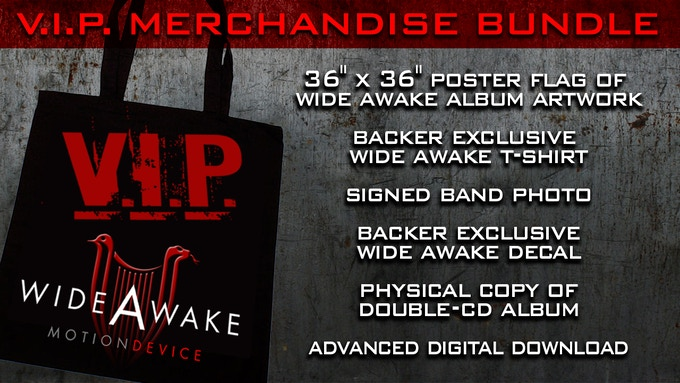 V.I.P. Merchandise Bundle
