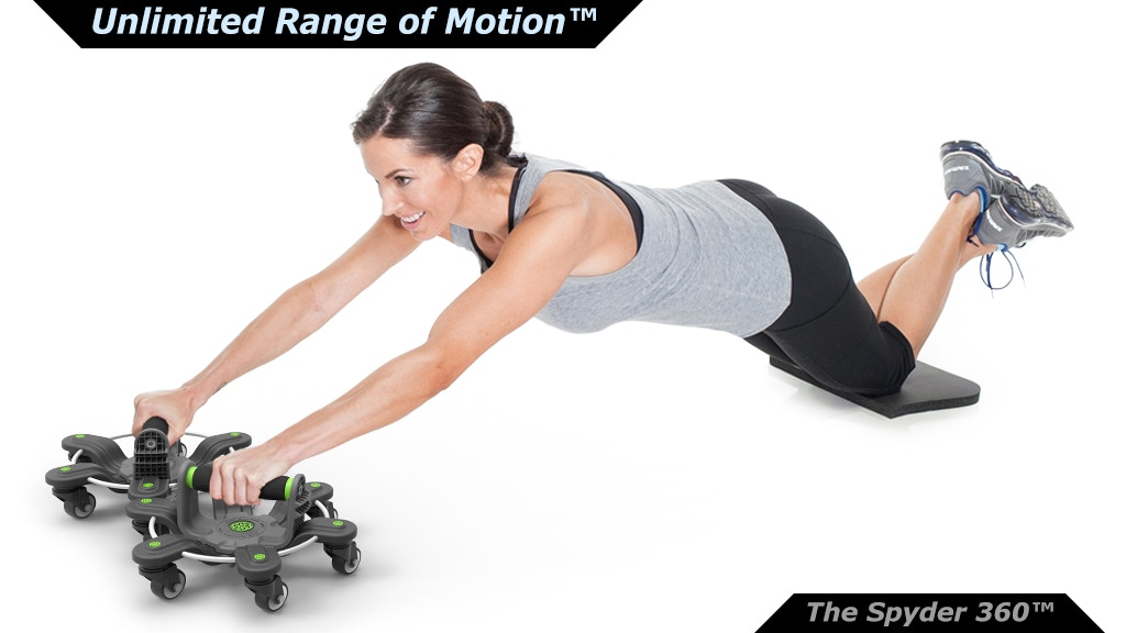 The Spyder 360™   Full Body Training Unlike Anything Else project video thumbnail