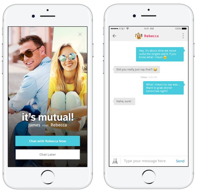 Mutual - The LDS Dating App by Mutual — Kickstarter