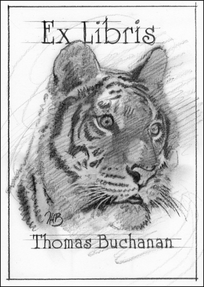 Perhaps you have a favorite animal that could grace your bookplate