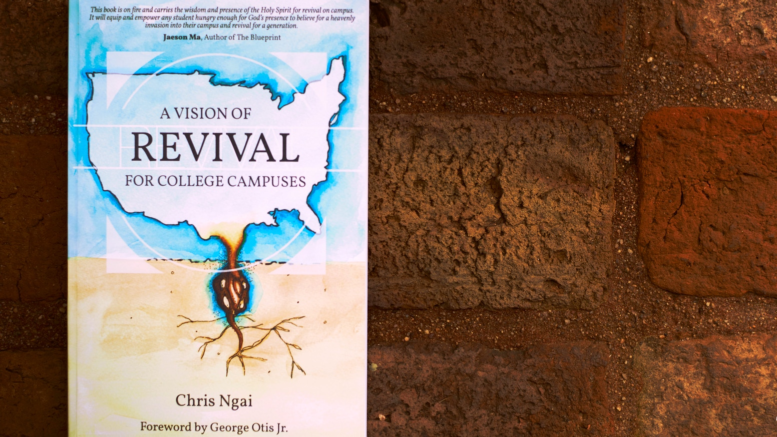 """""""This book is on fire  and carries the wisdom and presence of the Holy Spirit for revival on  campuses. The testimonies are miraculous and encouraging showing that  God is as REAL today as He was in the book of Acts.""""        - Jaeson Ma"""