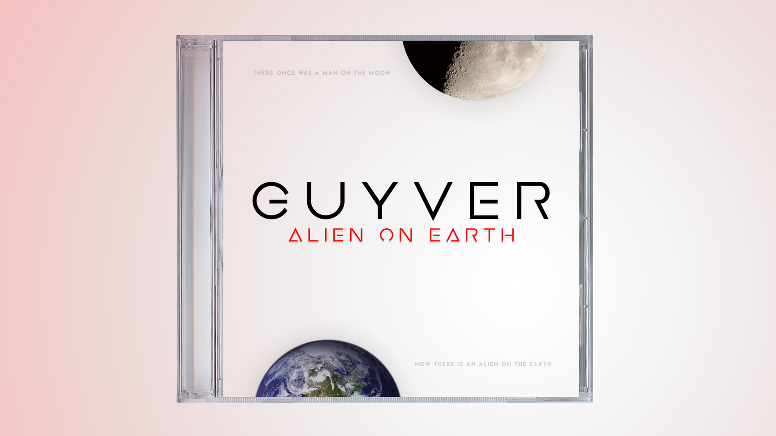 BRAND NEW GUYVER ALBUM \