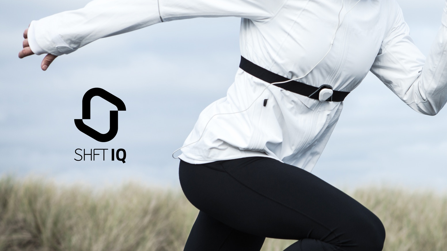 SHFT IQ is the world's first virtual running coach with Artificial Intelligence. SHFT IQ will help you run better and faster. #RunRight