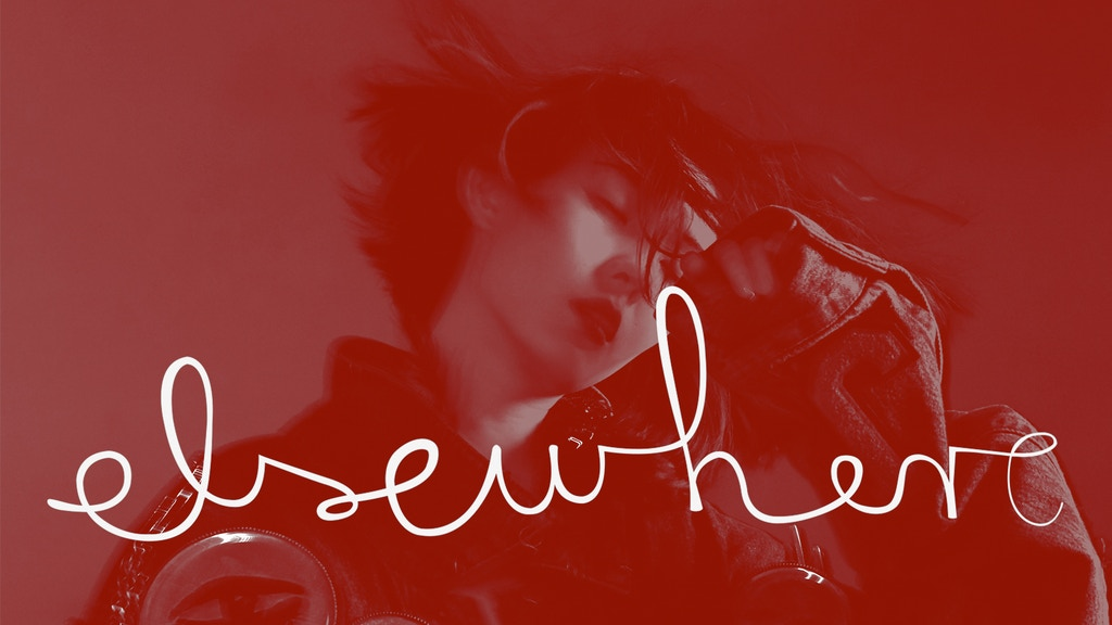 Elsewhere (别个空间) Goes to Print project video thumbnail