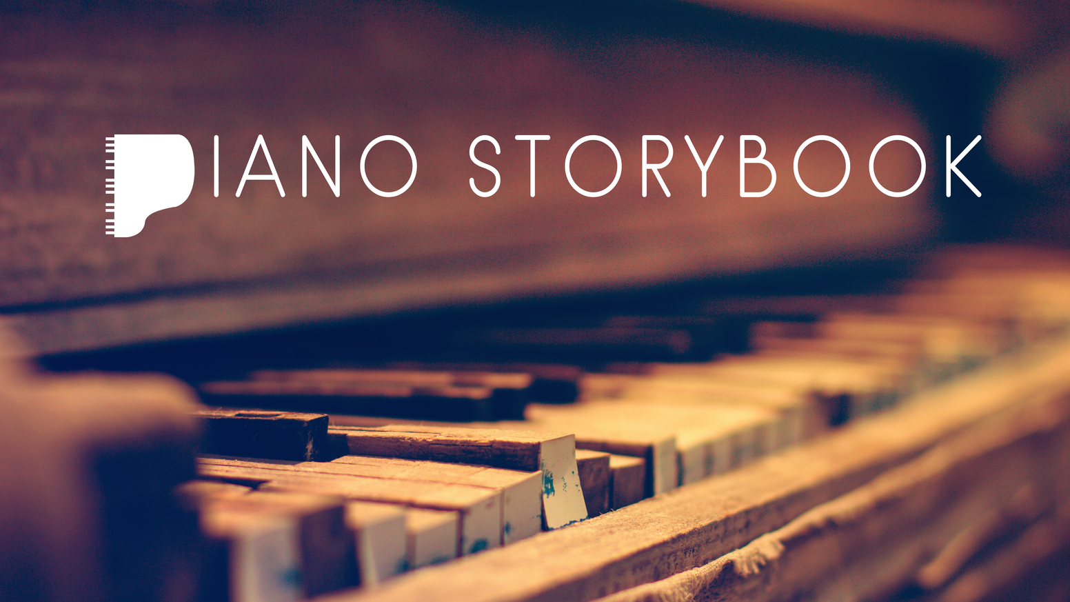 You send me an image or series of images and I will tell their story using the piano.