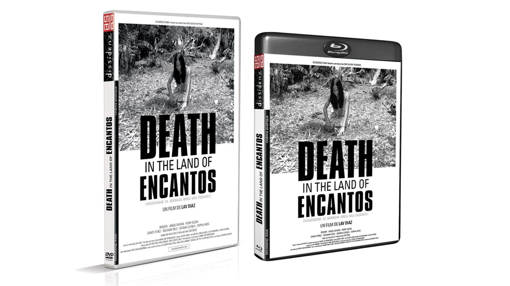 DEATH IN THE LAND OF ENCANTOS by Lav Diaz on DVD/Blu-Ray project video thumbnail