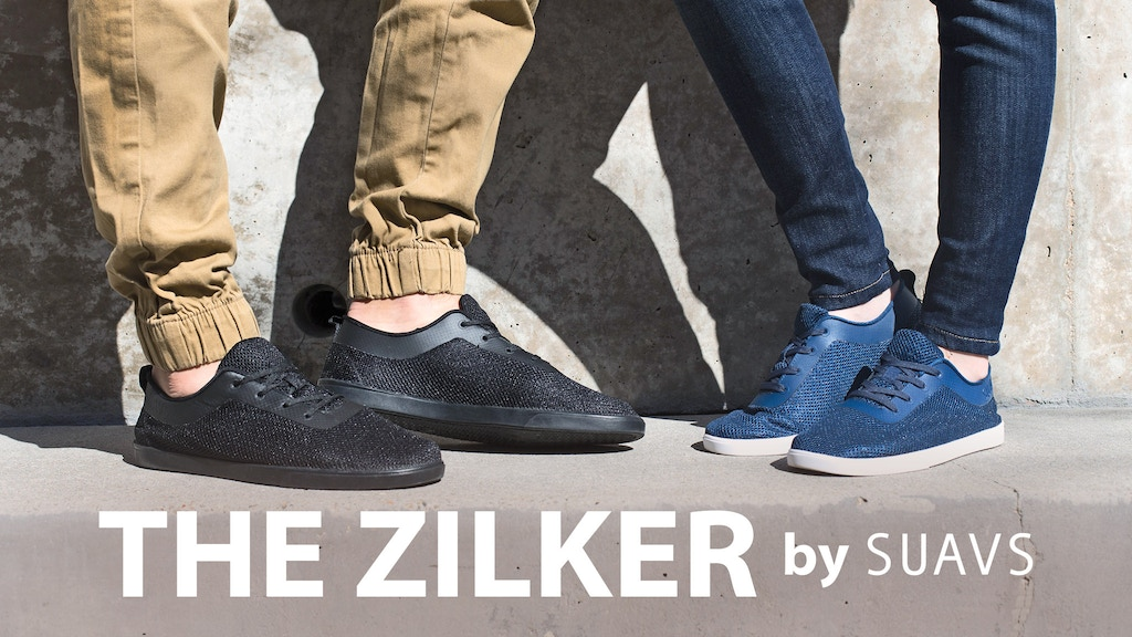 The Zilker | Breathable & Sweat Wicking Every day Sneakers. project video thumbnail
