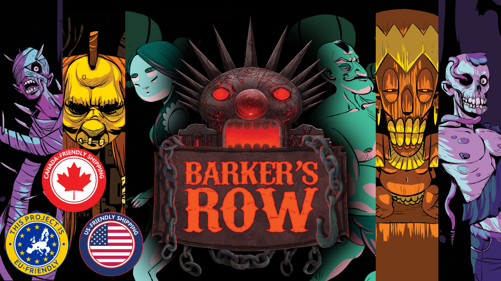 Barker's Row project video thumbnail